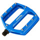 Red Cycling Products Flat Pedal Pedals AL blue